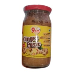 9 am Ginger Paste, Packaging Size: 200 g, Packaging Type: Jar