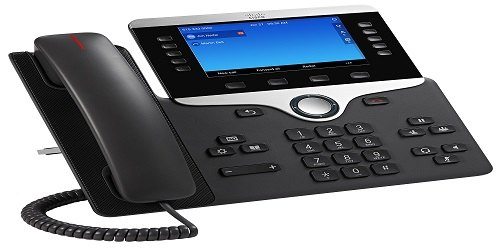 audio conferencing group - Cisco 8861 IP Phone Service