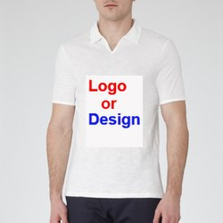 Collar Neck Polyester T Shirt With Printing In Ernakulam , Cochin, Vytilla Pdlprint