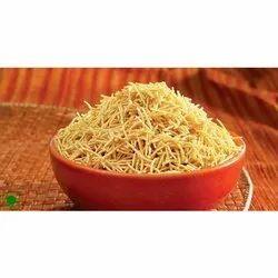 Masala Salted Besan Aloo Bhujia Sev Namkeen, Protein: 5 Gm Per 100 Gm