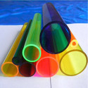Colorful Acrylic Pipes