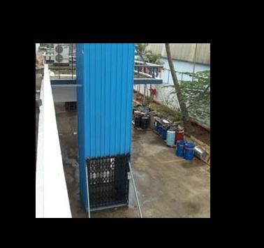 Industrial Wire Rope Lift, Elevators & Escalators   Liftrofab in ...