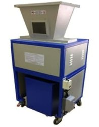 Plastic Bottle Saline Shredder Machine