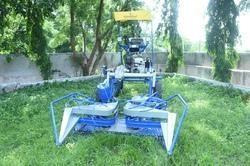 Four Wheel Drive Reaper Binder Machine