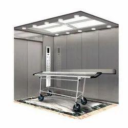Automatic Stretcher Elevator