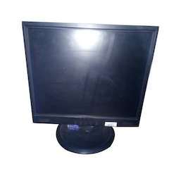 HP White LCD Monitor, Screen Size: 16-18.9
