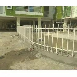Color Coated MS Grill Fencing
