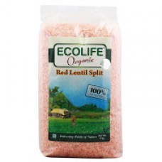 Ecolife Red Lentil Split 500gm
