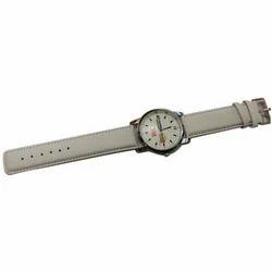 Formal Watches White Analog Wrist Watch