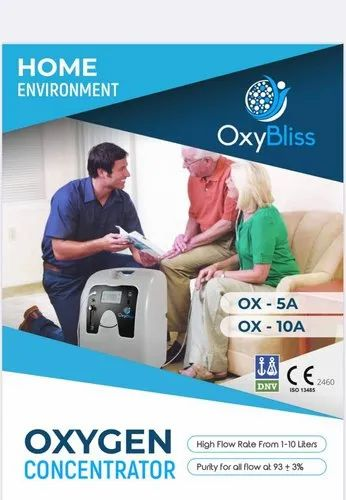 Oxygen Concentrator - Oxybliss