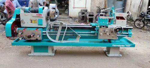 Limax 9 Feet Double Shaft Lathe Machine