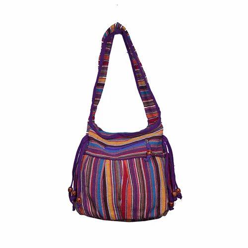 3f1a18a7a4 Printed Multi Colored Shoulder Bag