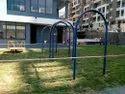 Double Swing For Children