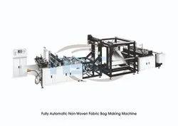 High Speed Non Woven Bag Making Machine