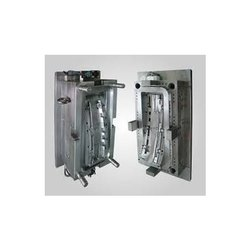 Mild Steel Plastic Moulding Die for Industries, Packaging Type: Box