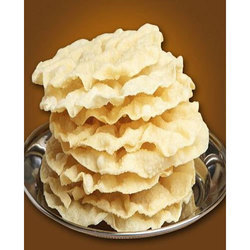 Plain Papadum