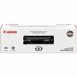 Canon 137 Black Toner Cartridge