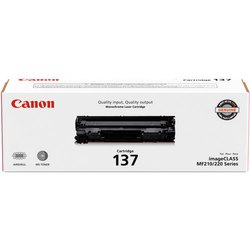 Canon 137 Black Toner Cartridge