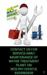 Vendor Of RO Plant Service/Maintenance/AMC