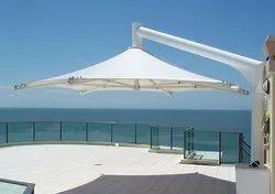 Outdoor Tensile Umbrella