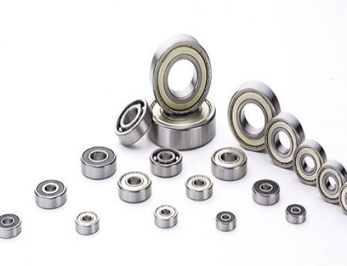 Industrial Ball Bearings - Four-Point Contact Ball Bearings