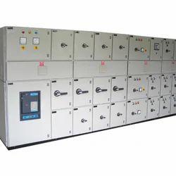 Three 230 And 440 PCC Panel