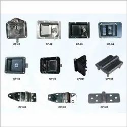 Generator Canopy Door Locks & Hinges