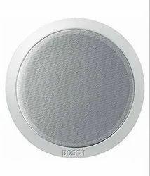 BOSCH LBD-0606/10 6watt Metal Grill Ceiling Speaker, Size: 6 Inches