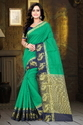 Riva Enterprise Women''S New Cotton Silk Saree