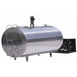 2000 Ltr Direct Expansion Type Milk Chiller