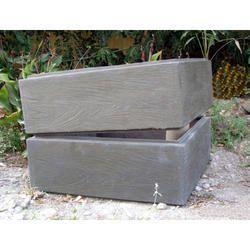 Cubo Garden Planter Pot