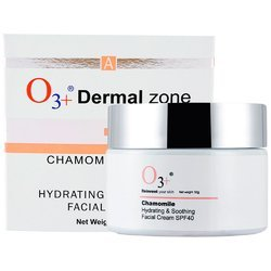 O3  Chamomile Hydra & Soothing Facial Cream SPF 40(50gm)