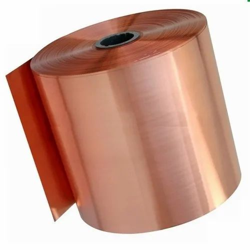 Roll Electrolytic Copper Foil, Thickness: 0.89-1 mm, Rs 570 /kg | ID:  10486900773