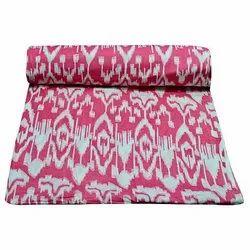 Indian Made Ikat Jaipuri Ethnic Print 100% Cotton Fabric