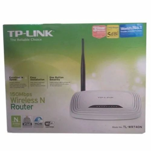 TP LINK WIRELESS ROUTER TL-WR740N DRIVERS