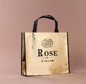 BOPP Non Woven Box Type Three Side Gusseted Bag