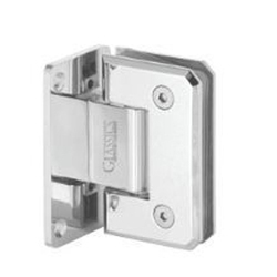 90 Degree Wall to Glass Hinge