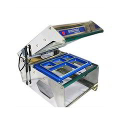 5 Cavity Tray Sealer