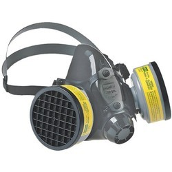 Dual Respirator Cartridge Mask