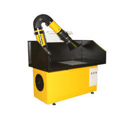 WT-CCM-1200 Welding Table With Self Cleaning