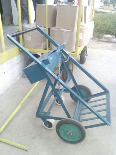 Industrial Trolley Cylinder Trolley Manufacturer From