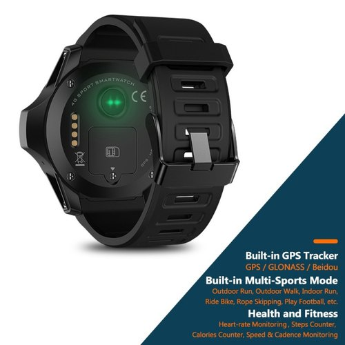 Zeblaze THOR 5 Smart Watch Men 2GB 16GB 1 39 AMOLED Screen 8 0MP Camera GPS  WiFi Bluetooth 4 0