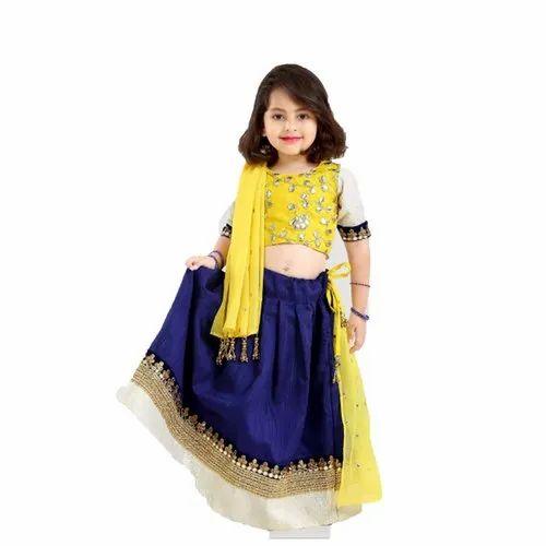 c83a238a0 Stitched Black_orange Lehenga Choli, Rs 500 /piece, Nupur ...
