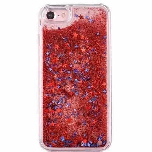 super popular 56033 7ea4f Liquid Glitter Mobile Cover