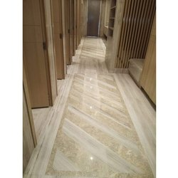 Italian Marble Flooring Services, in Local