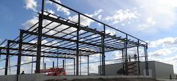 Industrial Structure Erection Service