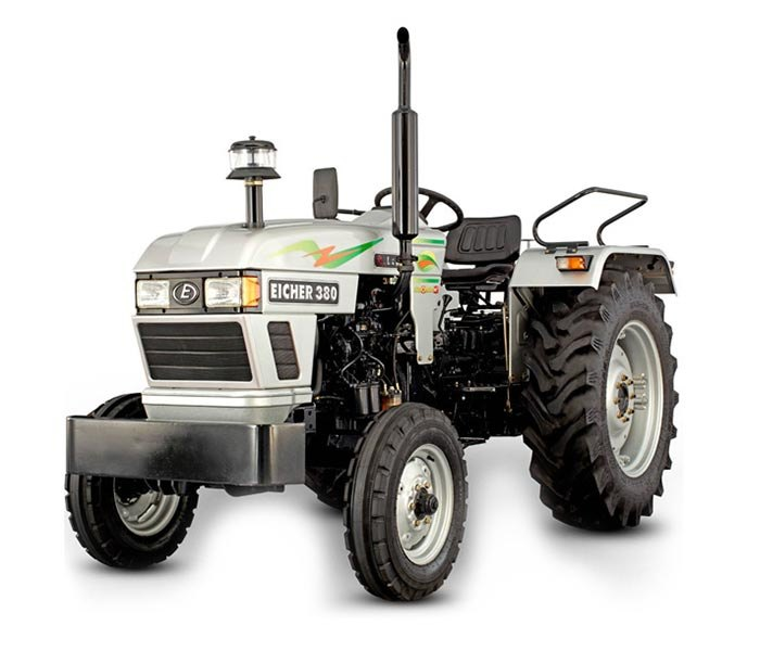 Eicher 380, 40 hp Tractor, 1200 kg, Price from Rs.530000/unit ...