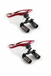 Prismatic Loupes Keeler