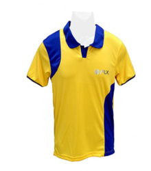 Sports Collar Jersey