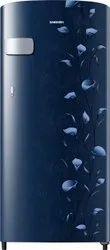 Samsung 192 L 2 Star Direct Cool Single Door Refrigerator (RR19R2Y12UZ/NL, Tender Lily Blue)
